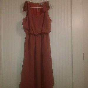 She + Sky Dress